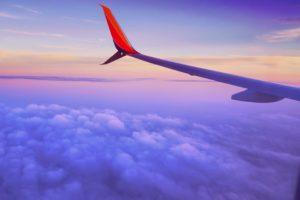 aeroplane wings