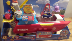 Paw Patrol Sea Patroller Toy