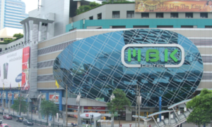 Bangkok- MBK- Shopping