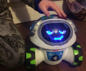 kids toy robot