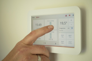 home heating control