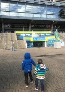 Croke Park Junior Explorers