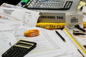sales tax audit books
